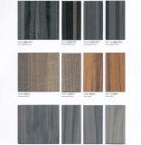 耐熱性豊富なカラーの家具のための防水HPL木製の穀物によって薄板にされるボード