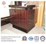 мебель спальни гостиницы способа с деревянным Nightstand (YB-D-30)