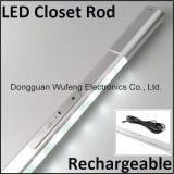 電池PIR伸縮性があるLEDの戸棚棒のワードローブライト