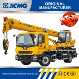 Grue de camion de la grue XCT12L4 12ton d'élévateur de XCMG à vendre