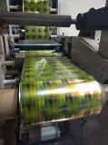 Máquina de impressão flexográfica com 1 Papel Kraft Papel de moagem UV
