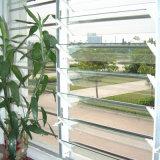 Окно штарки конструкции безопасности электрическое алюминиевое