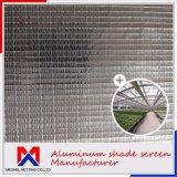 Largura 1m~4m Clima Cortina de alumínio Sombra Net