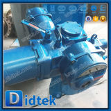 Клапан-бабочка вентиляции Didtek крупноразмерная с электрическим силовым приводом