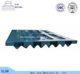 Дробилка челюсти Minyu Ms-4230 стали марганца разделяет плиту челюсти