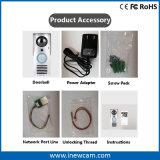 Video campanello senza fili Wi-Fi con rilevazione astuta di movimento, allarme del compressore, visione notturna infrarossa, audio impermeabile e bidirezionale