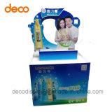 Expositor Pop de papel cartón Mostrar Estante para promoción