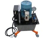 Bomba hidráulica eléctrica 2,2 kw para el gato hidráulico
