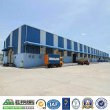 Taller prefabricado del acero estructural