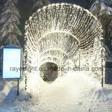 Décoration instantanée féerique de tunnel d'éclairage de lumière de chaîne de caractères de DEL
