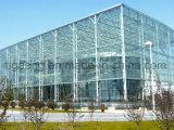 Prebuilt Stahlkonstruktion-Landhaus/Fußball-Gericht/Basketballplatz/Gymnasium für Saudi-Arabien