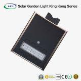 20W Luz Jardim Solar integrado com Controle Remoto (Série King Kong)
