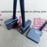 Abastecimento B87 para o motor de escovas de carbono de metal partes separadas