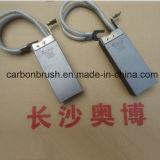 CG626 escova carbono grafite de cobre para a Escova de Turbinas Eólicas