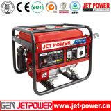 groupe électrogène portatif d'essence de 2kw 3kw 5kw 6kw 7kw