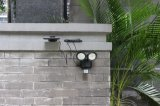 LED 벽 빛 세륨, RoHS 증명서를 가진 태양 정원 빛