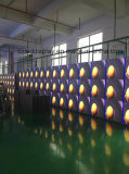 Étalage de panneau de publicité polychrome du grand Afficheur LED d'intérieur DEL de P4 SMD