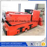 鉱山のための8tトンネルの電池式の電気機関車
