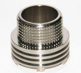 De baixo preço inserções masculinas de bronze da melhor qualidade e