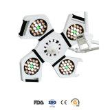 二重モジュールLEDの操作ランプのShadowless操作ライト(YD02-LED4+4)