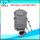 PP Micropore plissé du filtre à cartouche pour liquides propres au plus haut débit