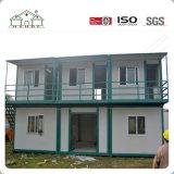 Prefabricado modificar la casa del edificio del envase para el campo