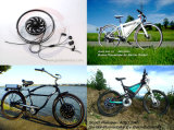 Rueda del motor de la E-Bici con la empanada mágica y el motor elegante de la empanada 5