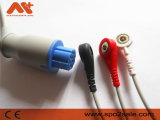 Datex PRO1000 545327 3-lood ECG Draden