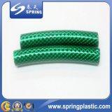 Belüftung-flexibler verstärkter Faser-umsponnener Wasser-Bewässerung-Schlauch, Garten-Schlauch
