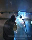 Tamk 관 또는 압력 용기를 위한 수평한 용접 기계