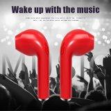 Hoofdtelefoon van de Oortelefoon van Earbud van de Hoofdtelefoon van Bluetooth de Draadloze voor iPhone van de Appel 7 6s
