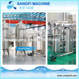 Carbono Activo UV de ozono RO Sistema purificador de água do filtro de água potável a máquina