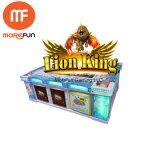 Máquina de jogo do rei Safari Peixe do leão dos jogos da arcada do caçador da pesca para a venda
