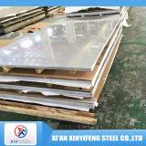 La norma ASTM AISI JIS DIN Prime 316 Hoja de acero inoxidable laminado en frío 2b