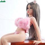 100cm reizender kleines Mädchenjapanischer Anime lebensechte TPE-Minigeschlechts-Puppe