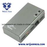 5-Band téléphone cellulaire portatif brouilleur de 2g 3G et de GPS