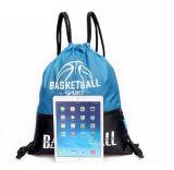 420d mochila para roupa suja de poliéster com bolsa de Fecho