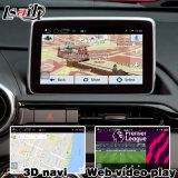 Android GPS 4.4 5.1 Caixa de navegação para Mazda CX-3 Mzd Conecte a interface de vídeo