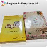 Tarjetas que juegan plásticas de encargo que hacen publicidad de tarjetas que juegan