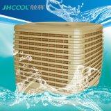 Dispositivo di raffreddamento di aria esterno evaporativo dell'acqua del deserto del favo ecologico della fibra