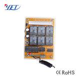 Receptor sem fios RF de alta segurança para Garagem ainda controle404PC-V4.0