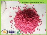 Granules roses premiers en plastique chimiques de la matière PP/PE Masterbatch