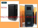 De professionele Luidspreker Prx615 kiest Actief Systeem 15inch uit