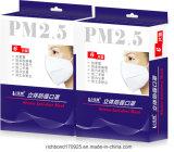 respirador no tejido quirúrgico médico disponible Pm2.5 de la mascarilla del nuevo estilo 3-Ply