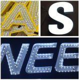 striscia di figura LED di 12V 2700-6500K 2835 S con la garanzia 3years