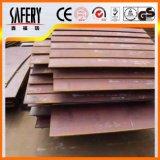 Plaque 60 en acier de la qualité ASTM Gr50 55 de Chine