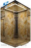 Elevador luxuoso profissional do elevador do passageiro de Toyon China