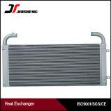 Échangeur de chaleur en aluminium de Barre-Plaque industrielle pour Daewoo