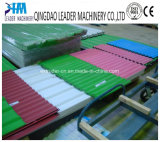 Tôle de toit de tuiles en carton ondulé en PVC de ligne de production