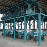 Fournisseur de moulins de blé dans Hebei Chine (80t)